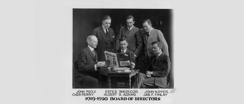 Board of Directors 1919